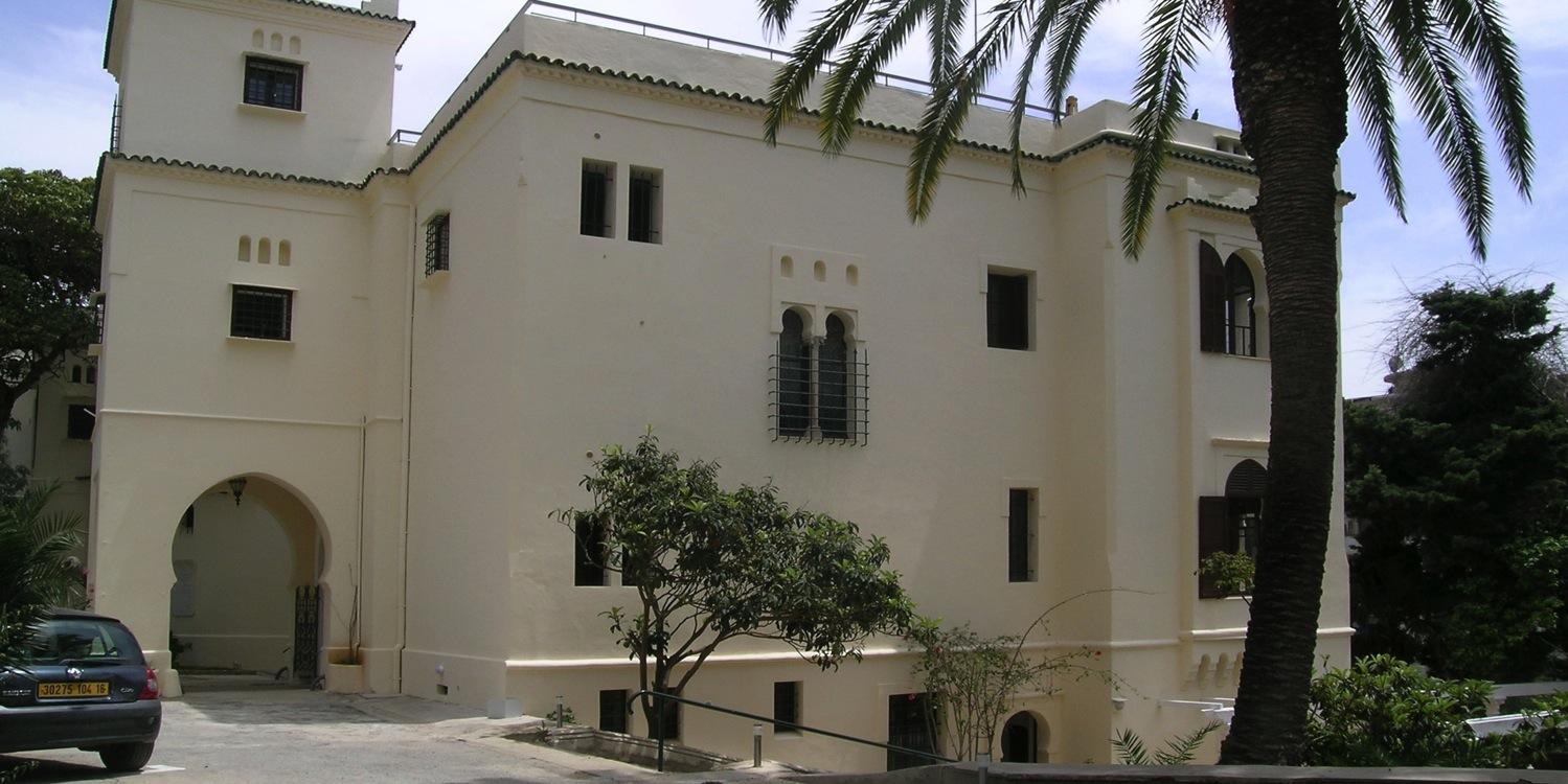 Projets chantiers et concours r alis s par bamarchi for Chambre de commerce algerienne