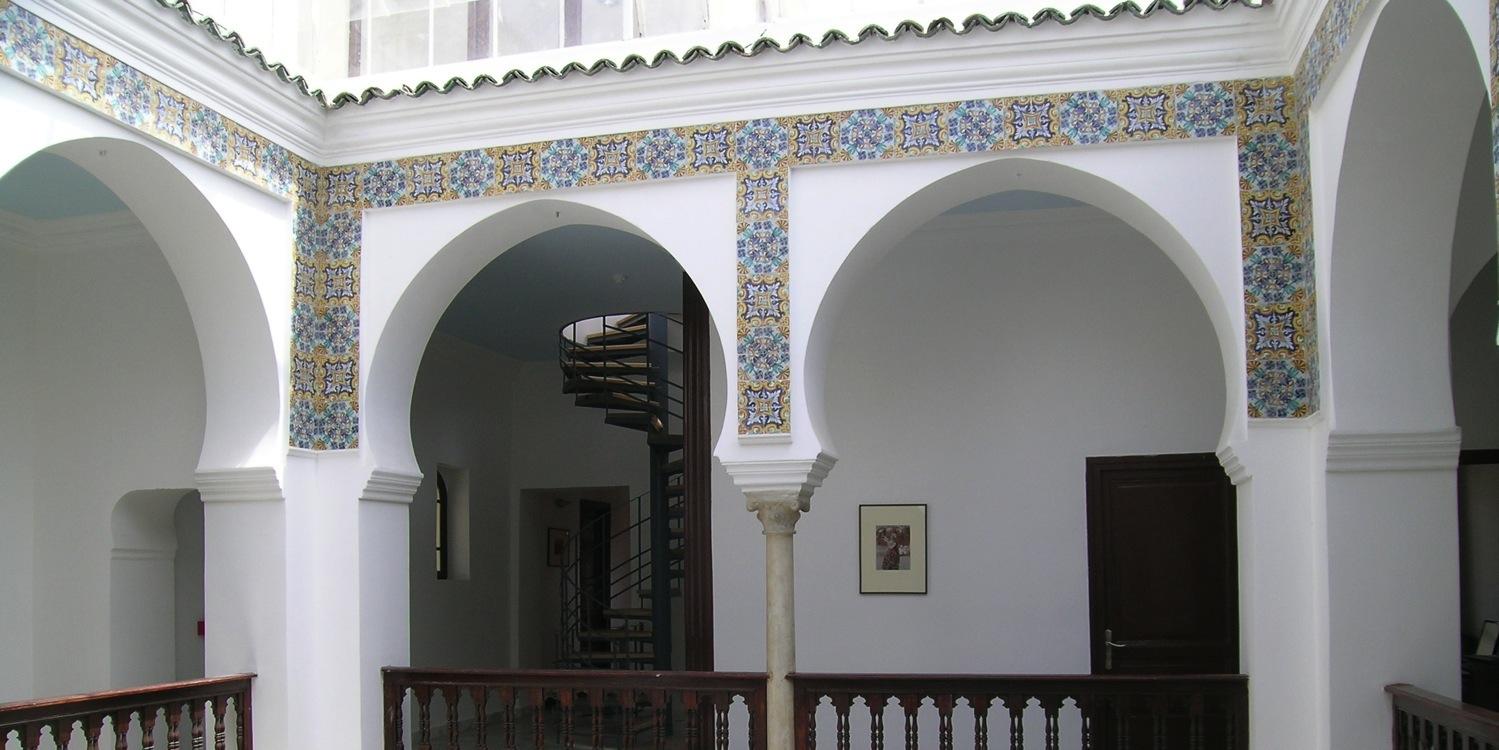 Projets chantiers et concours r alis s par bamarchi for Chambre algerienne de commerce